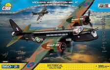 COBI Vickers Wellington Mk.1C / 5531 / 560 blocks WWII British  plane  bomber