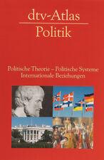 dtv-Atlas Politik, Taschenbuch, Zustand: sehr gut