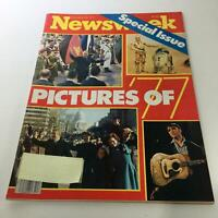 Newsweek Magazine: Dec 26 1977 - Special Issue: The Year in Pictures of 1977