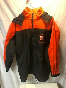 Boathouse Sports Gore-Tex Hooded Jacket Princeton Water Polo. Men's small.