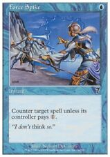MTG 4x FORCE SPIKE - 7th Edition *Billiger COUNTER*