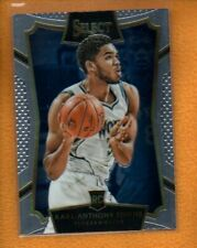 Karl-Anthony Towns 2015-16 Panini Select Concourse Rookie RC #16