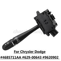 Windshield Wiper Turn Signal High Low Beam Lever Switch for Chrysler #629-00643