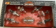 Maisto 1:18  Harley Davidson Motorcycles Collector Edition  6-Pack  Collection