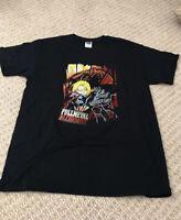 VINTAGE RARE Fullmetal Alchemist Shirt 2004 Japan Manga Anime New Reprint great