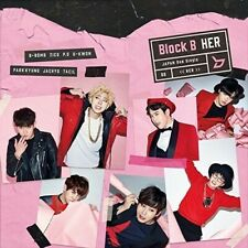 Block B : H.E.R (Japanese Version) J-Pop Cd