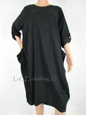 3/4 Sleeve Oversize Casual Dresses for Women