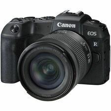 Canon EOS RP Mirrorless Digital Camera with 24-105mm f/4-7.1 Lens - 3380C132