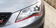 Devil Eyes Headlights Stripes Mod SEAT Ibiza Leon Fr Cupra Altea ST Tdi Sc Ateca