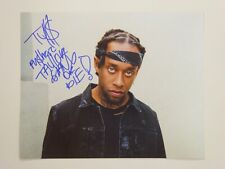 Ty Dolla Sign $ign Signed Autographed 8x10 Photo Pushaz Ink Taylor Gang RARE