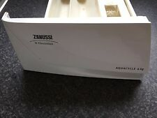 Zanussi ZWF1432W washing machine soap / powder dispenser draw / drawer