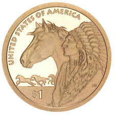 2012 P NATIVE AMERICAN Dollar coin from a US Mint Roll