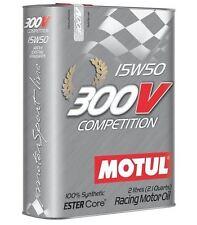 Motul 300V Compétition ESTER Core 15W50