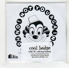 (FW431) The Heavy, Oh No! Not You Again! - 2009 DJ CD