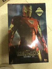 Hot Toys Iron Man 2 Mark VI Exclusive Version