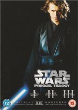 starwars preguel trilory (DVD) (2008)