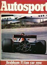 Autosport June 22nd 1978 *Swedish Grand Prix & Rouen F2
