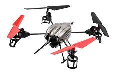 WL Toys V959 2.4G Quadcopter UFO RTF with Camera & Micro SD Card - Brand New