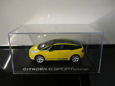 CITROËN C.SPORT Lounge  - ESC.-1/43 - CONCEPT CARS COLLECTION - ALTAYA