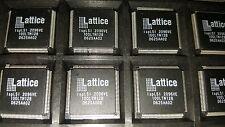 4x  LATTICE  ISPLSI2096VE100LTN128 , 4K Gates 96 Macro EE PLD, 13ns , PQFP-128