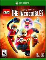 XBOX ONE XB1 VIDEO GAME LEGO THE INCREDIBLES BRAND NEW AND SEALED