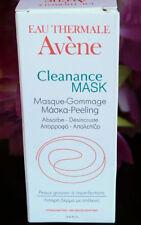 Avene Cleanance Exfoliating & Absorbing Mask (For Oily & Blemish-Prone) 50ml NIB