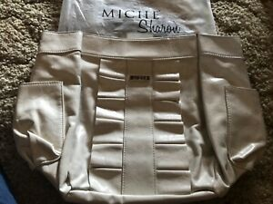 👛MICHE BAG Sharon-beige shell for the DEMI base-New