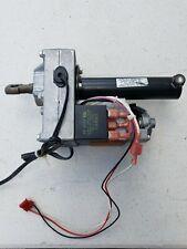 Icon Treadmill Incline Motor push 315578 120 V Mcmillan C1026b4041 M