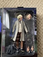 "Back to The Future Ultimate Doc Brown 7"" Action Figure - NECA imperfect box"