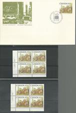 Canada 1982 Ontario City 60 Cent Sc # 931 P/B & Single Mnh & Fdc Free Shipping