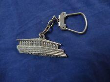 Old Keychain vtg metal israel Knesset parliament jerusalem