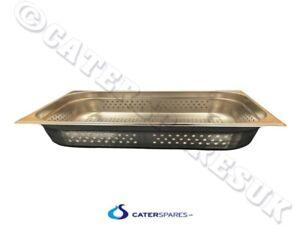 Acero Inoxidable Horno Combi Vaporera Gastronorm Perforado Pan LINCAT Rational