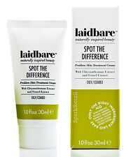 Laidbare Laid Bare SPOT THE DIFFERENCE Anti-Blemish Problem/Oily Skin Cream 30ml