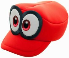 Nintendo Super Mario Odyssey Cappy Hat Rare Official NWT Switch Cosplay