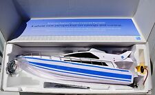 R/C Atlantic Yacht Advertising American Express Racing Boat Unused NEW in Box!