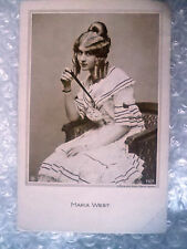 Postcard- Actress MARIA WEST