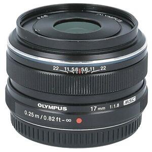 Olympus M.Zuiko Digital 17mm 1.8 Messeware, Nutzspuren #X2446