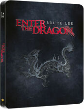 Enter the Dragon - Limited Edition Steelbook (Blu-ray) BRAND NEW!!