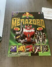 Legacy Dino Megazord Mighty Morphin Power Rangers MMPR Bandai 2013 New MISB!