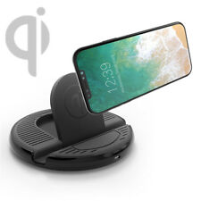 Auto Induktive Ladestation Ladegerät Wireless Charger Dock für iPhone 8 Samsung
