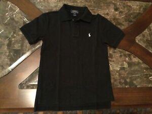 Ralph Lauren polo shirt for boys. Short sleeve.