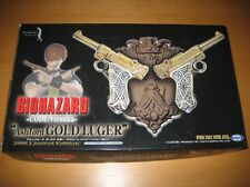 Biohazard Resident Evil Code Veronica Gold Luger 2001 Ashford Airsoft New