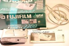 Fujifilm Finepix 2200 2.1MP fotocamera digitale compatta