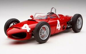 Exoto XS '61 Ferrari Dino 156/120 Fatal Accident at Monza von Trips 1:18