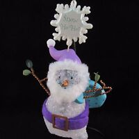 2003 Hallmark keepsake Christmas Ornaments Snowman