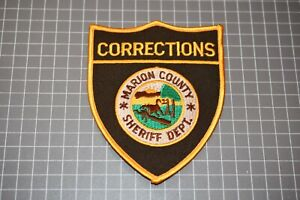 Marion County Indiana Sheriff Corrections Patch (US-Pol)