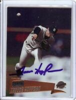 Trevor HOFfman 2000 Stadium Club Auto Autograph Padres