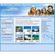 Affiliate Reise Portal