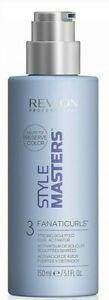 REVLON Style Master CURLY FANATICURLS ATTIVATORE RICCI TENUTA FORTE 150ml