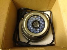 NEW XANBOO XCB9020 INDOOR/OUTDOOR NIGHTVISION FIXED LENS VANDAL PROOF CCD CAMERA